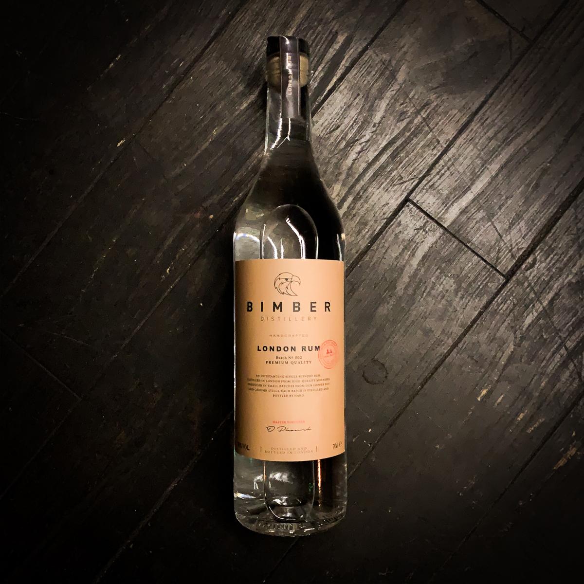 Bimber London Rum
