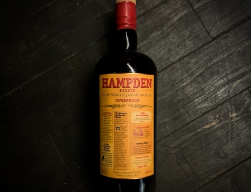 Hampden Estate Overproof Rum